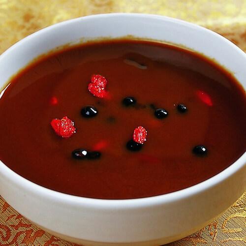 红豆蜜枣汤