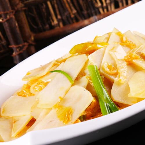简易版-炒土豆片