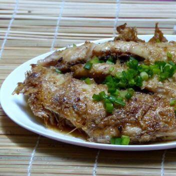 香焖马头鱼