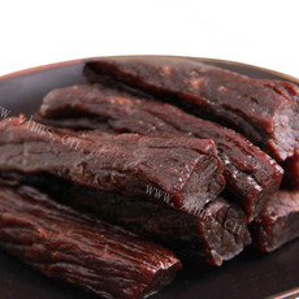 美味的内蒙古牛肉干