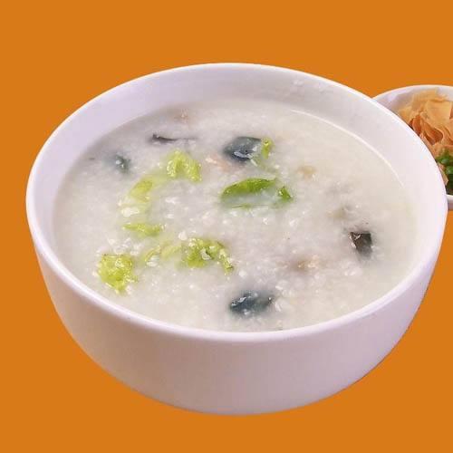 芹菜瘦肉粥(简单版)