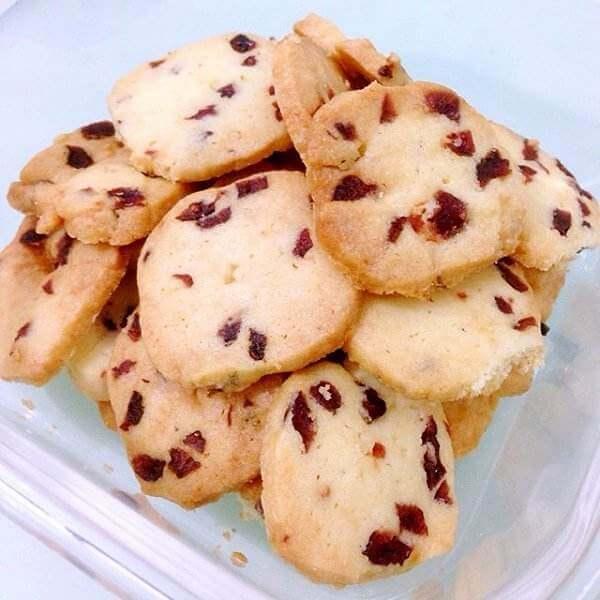 黄油版蔓越莓饼干