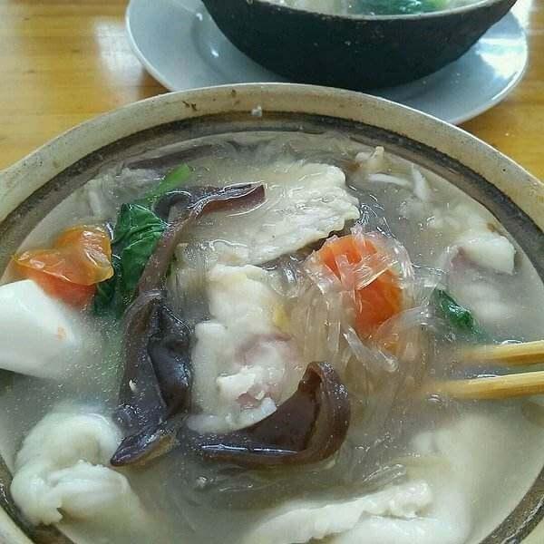 芹菜肉丝炒炒粉条