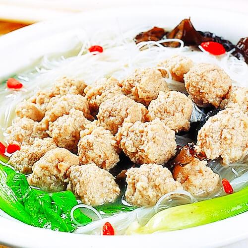 【健康美食】大头宝鱼丸子汤
