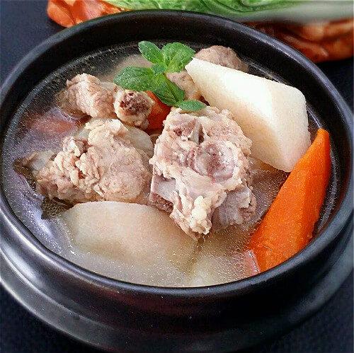一品蛤蜊排骨汤