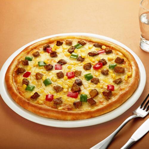 里脊披萨(家庭版)