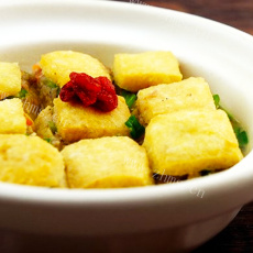 美味酿豆腐泡