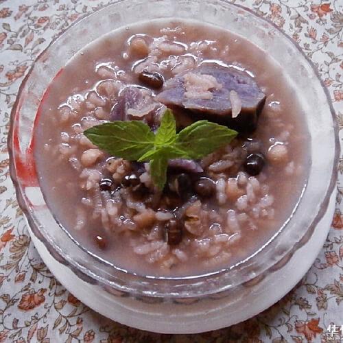 红豆薏仁粥(减肥)
