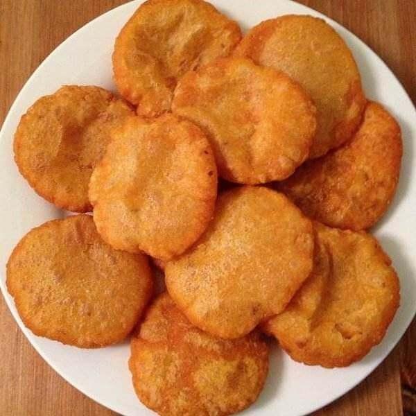 五味俱全的南瓜小甜饼