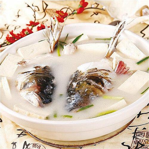 #回忆#豆腐炖鱼头