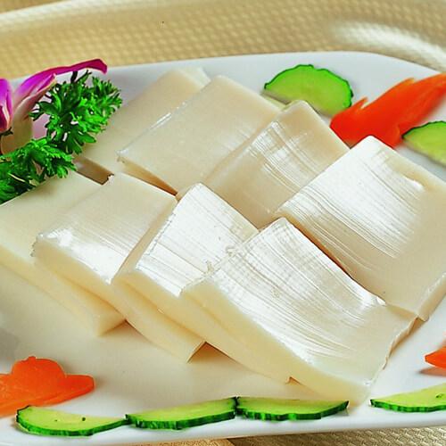 干豆腐黄瓜片