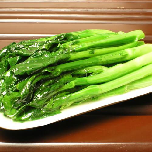 牛肉姜汤烩芥兰