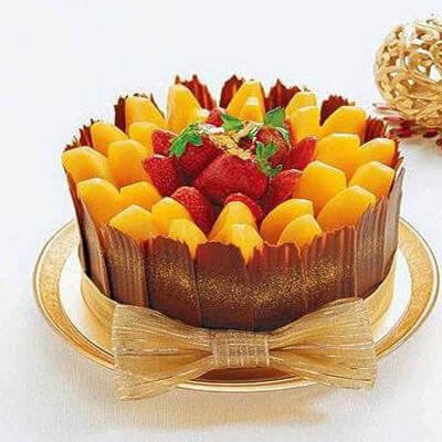 简版营养蛋糕