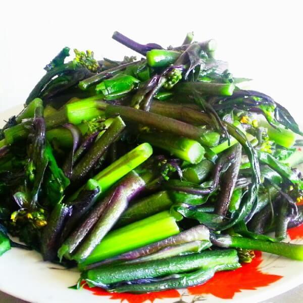 香辣蕻菜苔