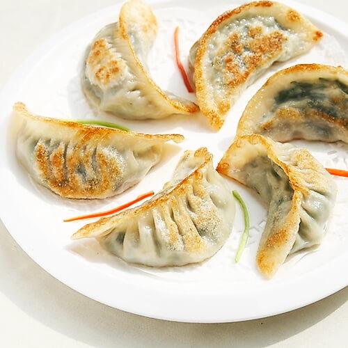 【家庭版】家常韭菜饺子