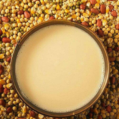 炼乳南瓜杂粮豆浆