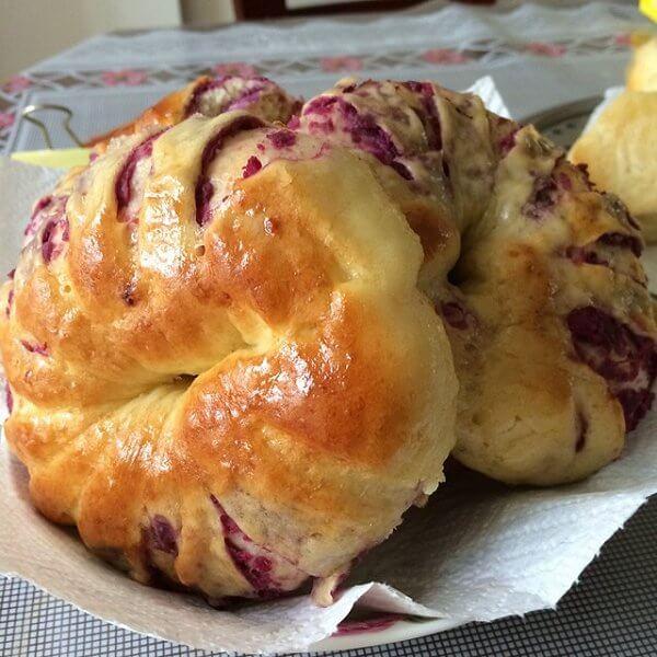 紫薯面包【首发】
