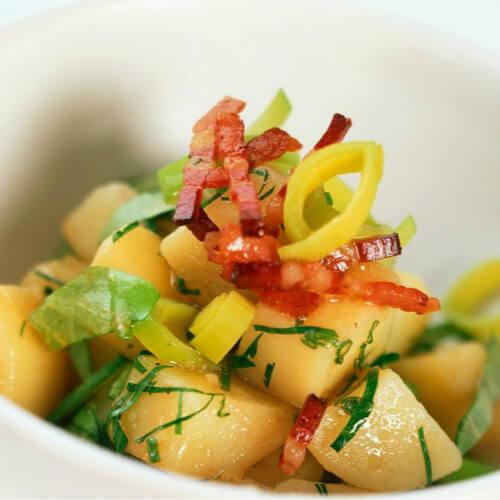 【经典美食】香肠土豆胡萝卜片