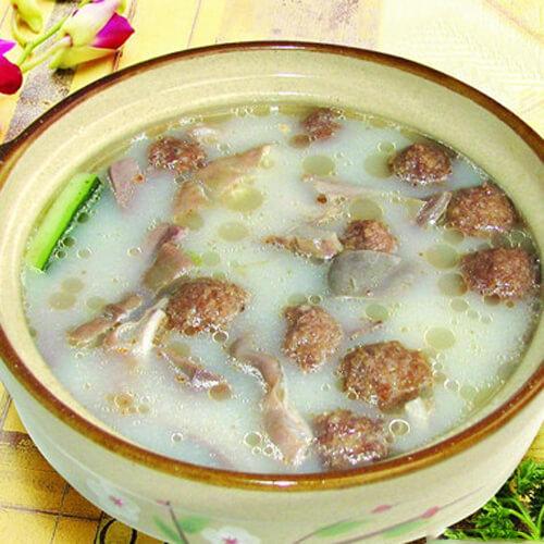 老北京片汤