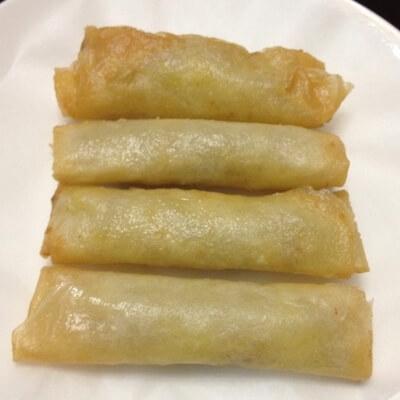 麻酱春饼(简单版)