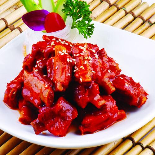 韩式糖醋排骨
