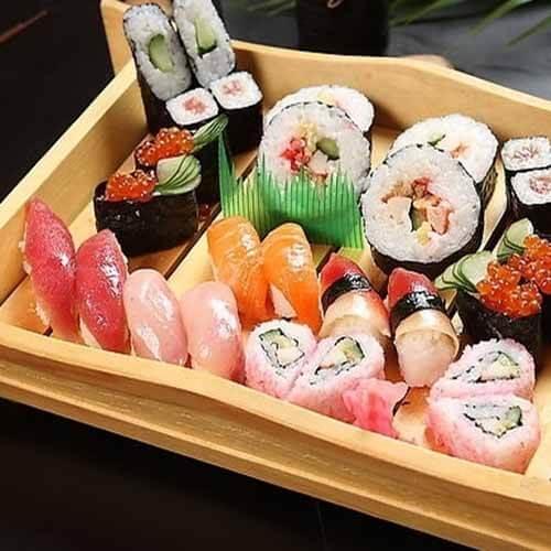 第一次做的胖胖【寿司】