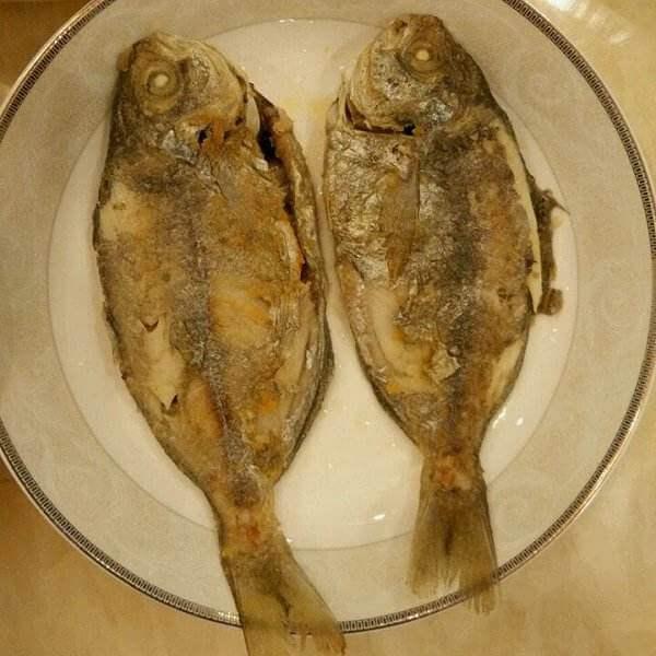 香煎黄鳍鲷