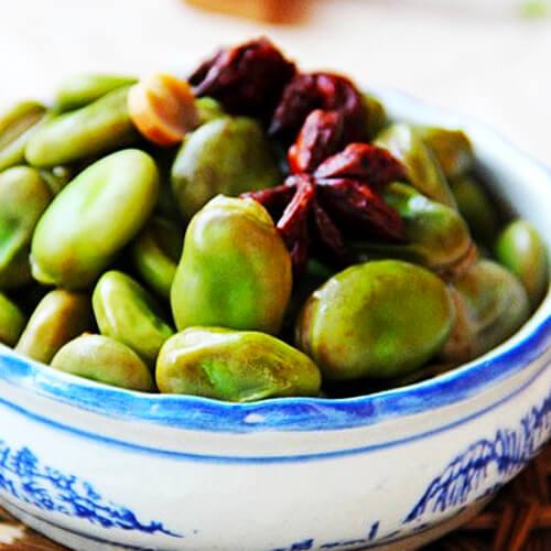 美味茴香豆的做法