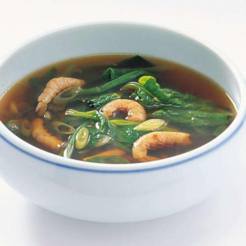 简单的菠菜汤的做法
