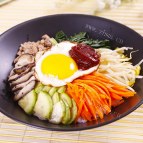 展维韩式拌饭