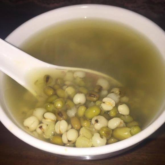 薏米绿豆水