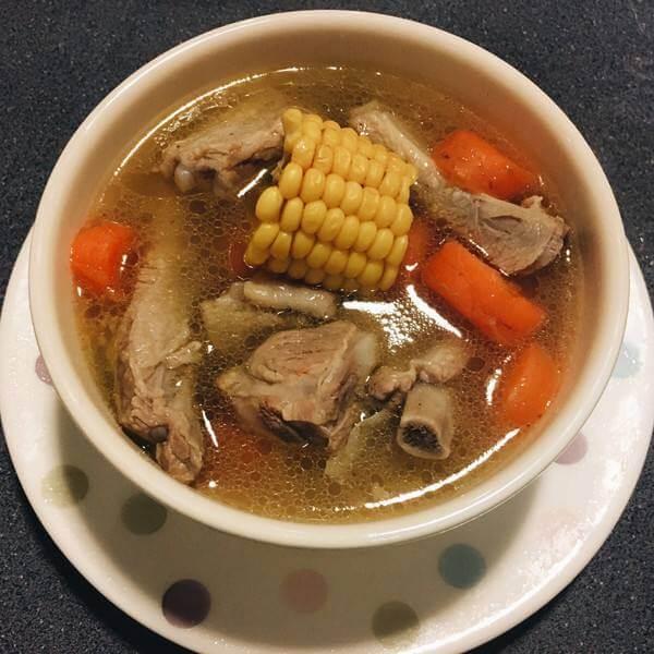 爱心排骨汤