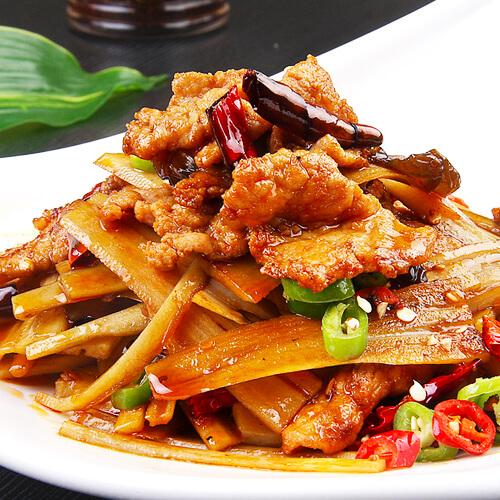 让人怀念的韩式炒肉