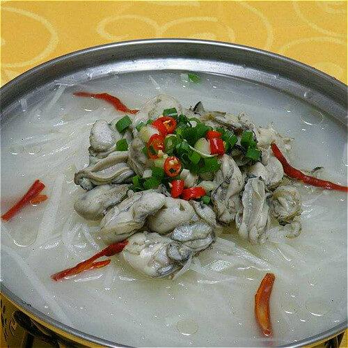 蛎蝗萝卜汤