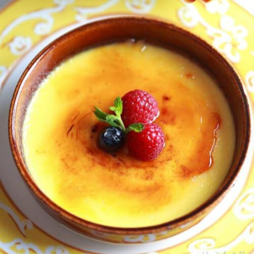 法式焦糖炖蛋