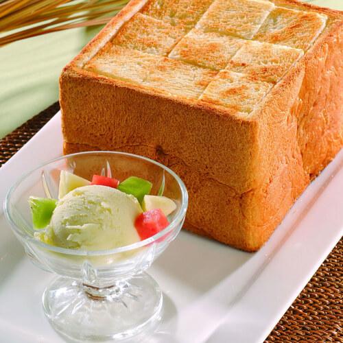 面包机版蜂蜜吐司