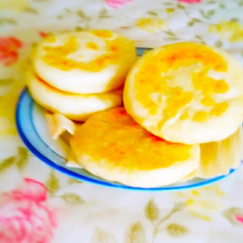 土豆泥小糖饼