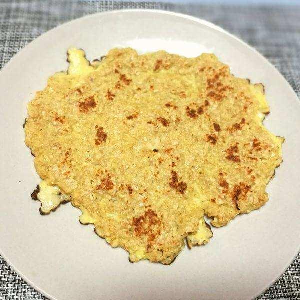 黄油燕麦鸡蛋饼