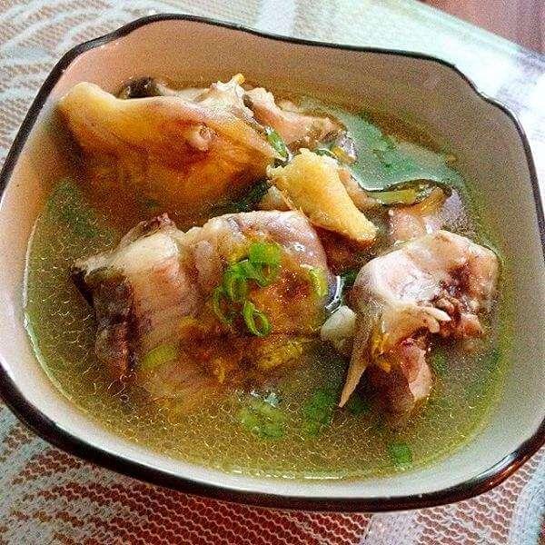 黄甲鱼豆腐汤