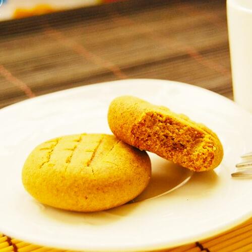 咖啡小圆饼