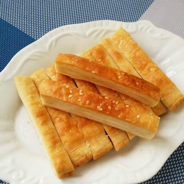 鸭油千层饼
