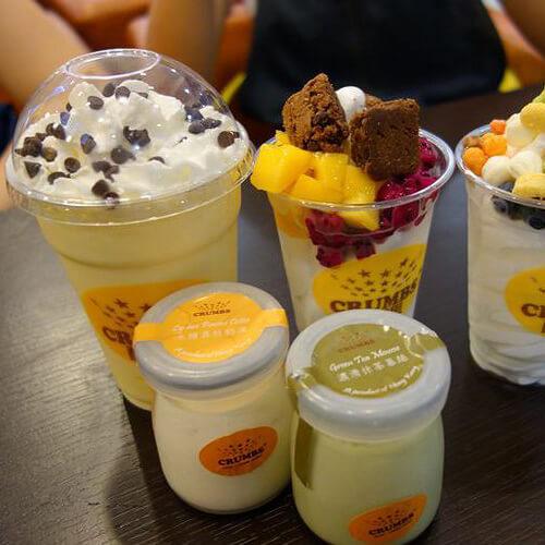 酸奶冰激凌