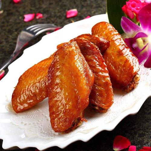 香甜烤鸡翅