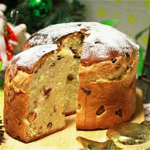 圣诞鹿面包