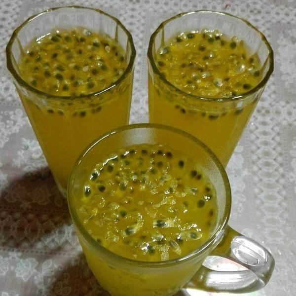 百香果果茶