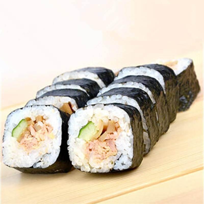 健康美食之鱼香味寿司
