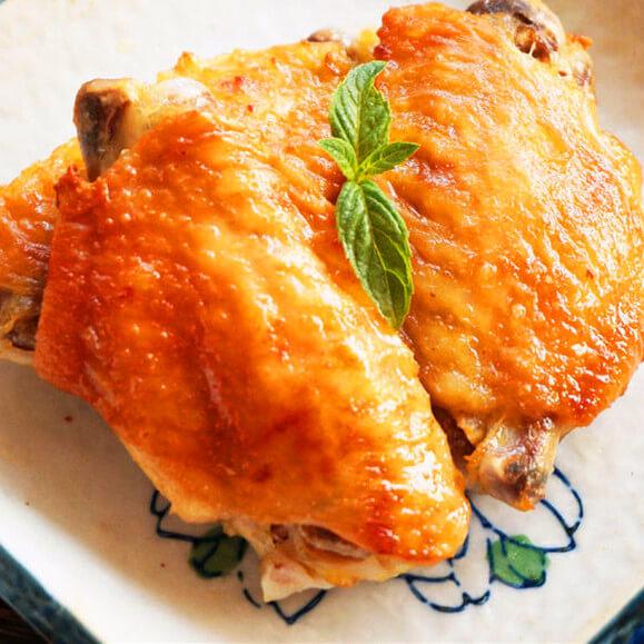 电饭煲版---盐焗鸡