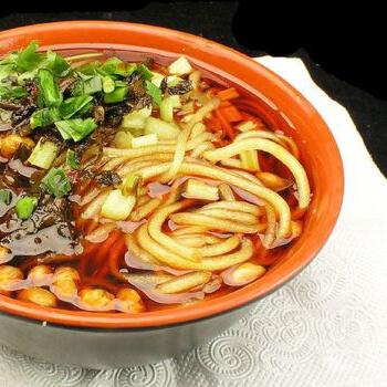 美美厨房之孕妇酸辣菌汤