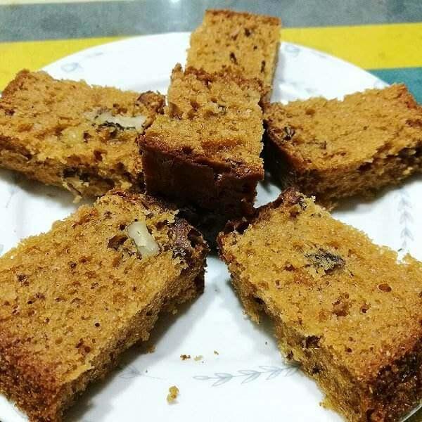 巴哈力蛋糕(懒人版)