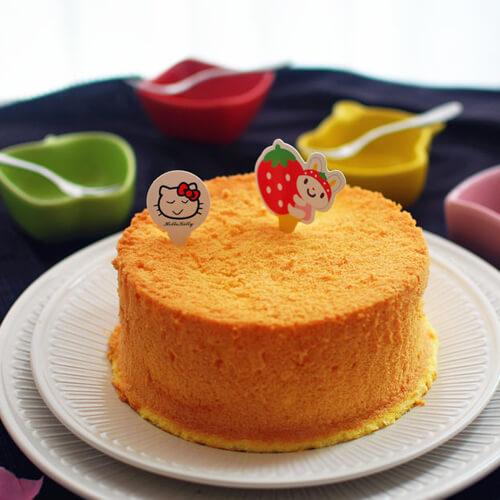 8寸蛋糕模戚风蛋糕